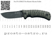 nozh_fox_fx_130mgt_pro_hunter_micarta_folder